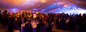 Guests at the High tide Foundation Fundraising Ball 2016.