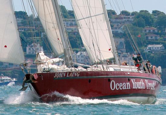 John Laing Ocean Youth Trust High Tide