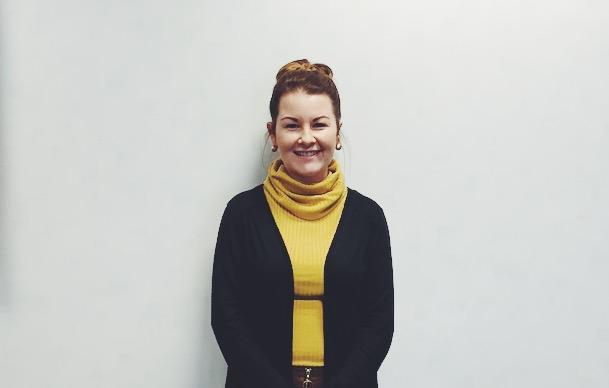 Kim Upex Membership Coordinator High Tide