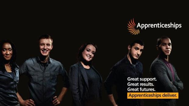 National Apprenticeship scheme advert