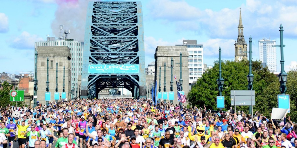 Fundraise for the High Tide Foundation with the Great North Run