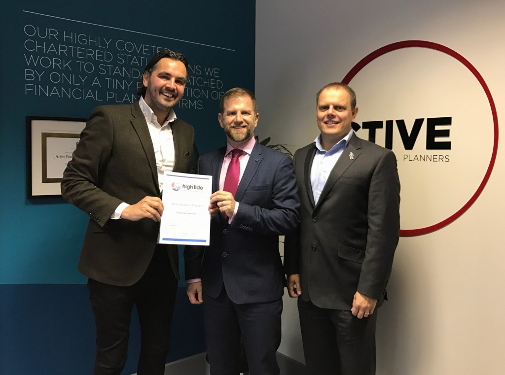 Active Financial Planners Join Industry Members