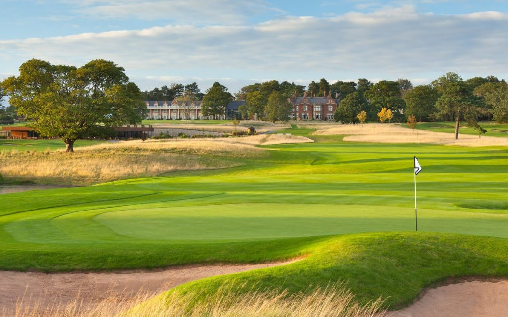 Fundraise for the High Tide Foundation with our golf tournament at Rockliffe Hall